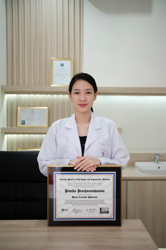 Doctor Jelly Peace Clinic